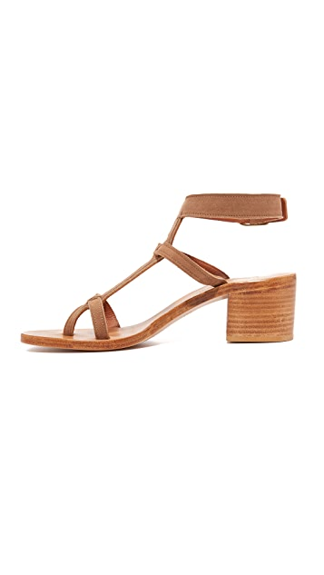 K. Jacques Christobal City Sandals