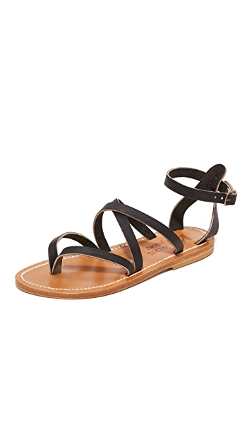 e8e71be4fd04 K. Jacques Epicure Sandals