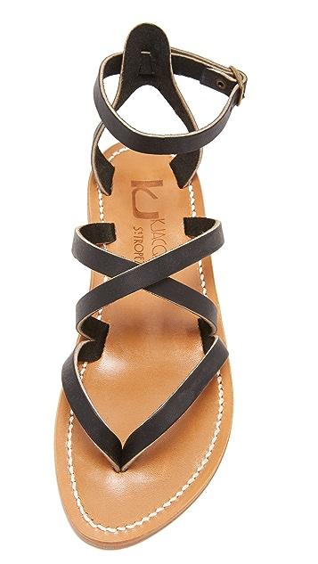 K Jacques Epicure Sandals Shopbop