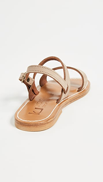 K. Jacques Barigoule Sandals
