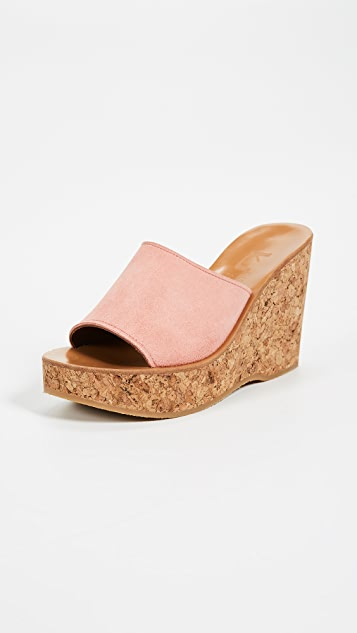 60ed60c1071 K. Jacques Timor Wedge Sandals