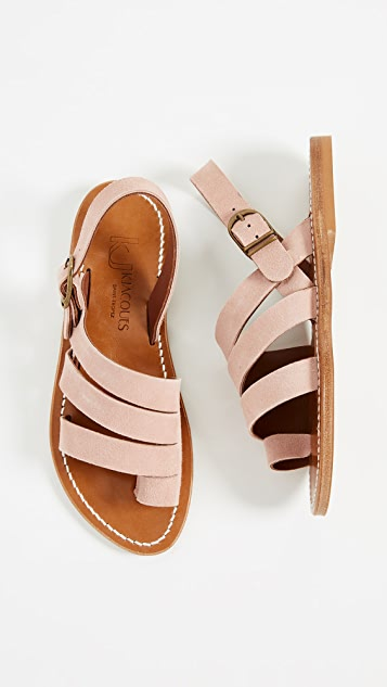K. Jacques Frodon Sandals