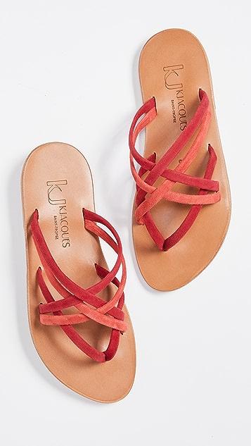 K. Jacques Aloes BG Sandals