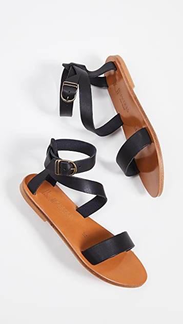K. Jacques Cagliari Sandals