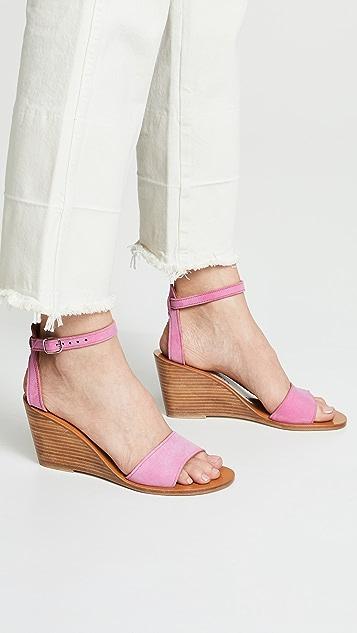 K. Jacques Sardaigne 坡跟凉鞋