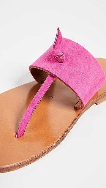 K. Jacques Shambala Thong Sandals