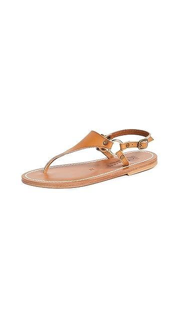 K. Jacques Dionysos Thong Sandals