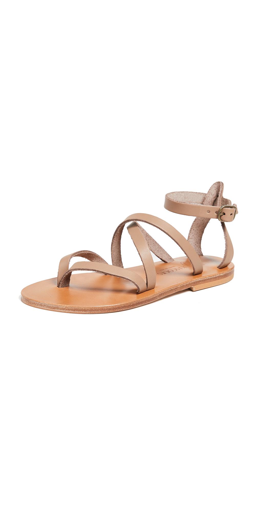 Fusain Sandals