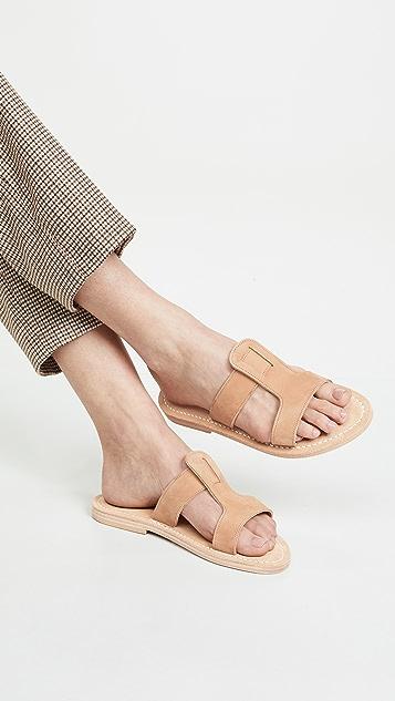 K. Jacques Tilos 凉鞋
