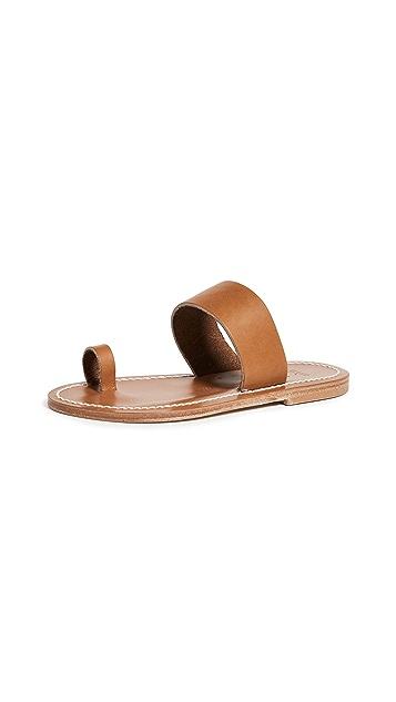 K. Jacques Nagoya 趾环凉拖鞋