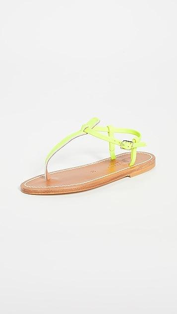 K. Jacques Picon 凉鞋