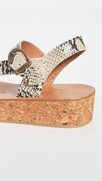 K. Jacques Senet 凉鞋