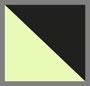 斑马/荧光青绿色