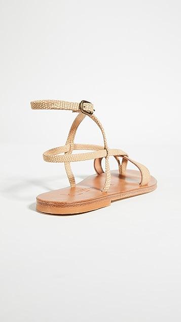 K. Jacques Maury Sandals