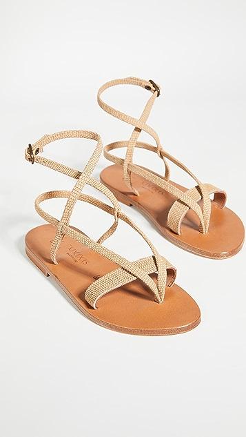 K. Jacques Maury 凉鞋