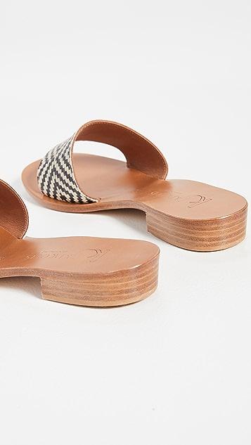 K. Jacques Sevan 穆勒鞋