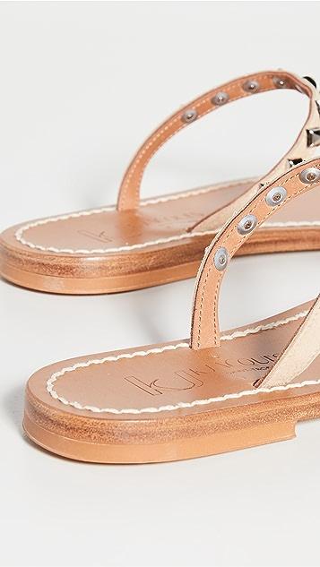 K. Jacques GizehPyr 凉鞋