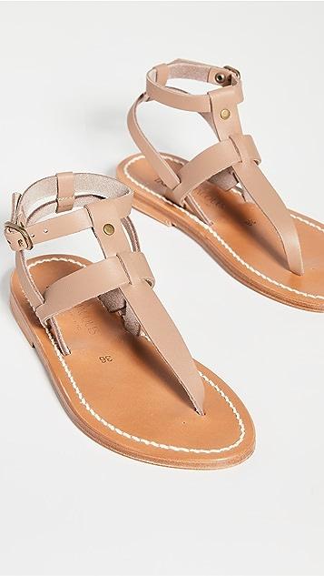 K. Jacques Kepri 凉鞋