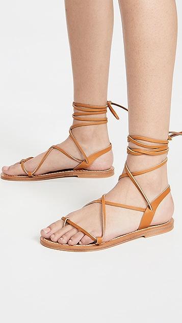 K. Jacques Lucile 凉鞋