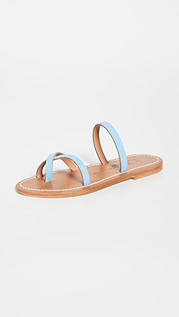 K. Jacques Aramis 凉鞋