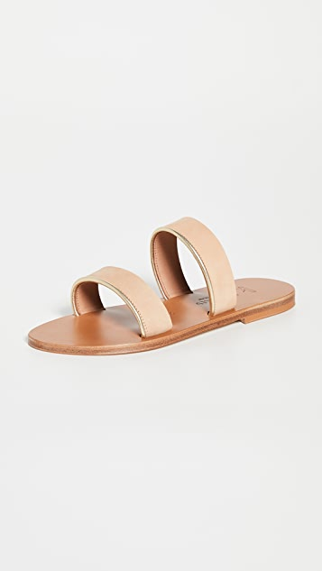 K. Jacques Varese Sandals