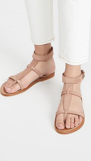 K. Jacques Artimon Sandals