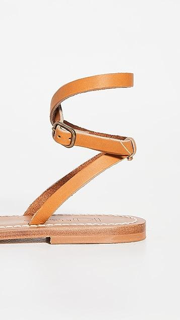 K. Jacques Galapagos 凉鞋