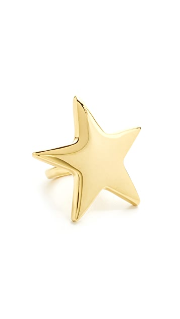 Kenneth Jay Lane Star Ring