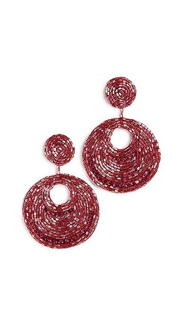 Kenneth Jay Lane Drop Earrings