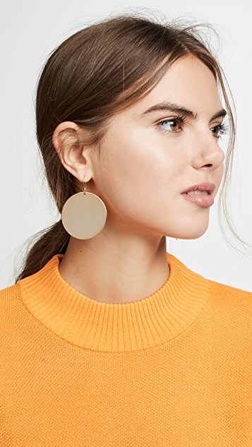 Kenneth Jay Lane Mismatched Earrings