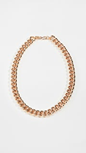 Kenneth Jay Lane Polished Gold Chain with