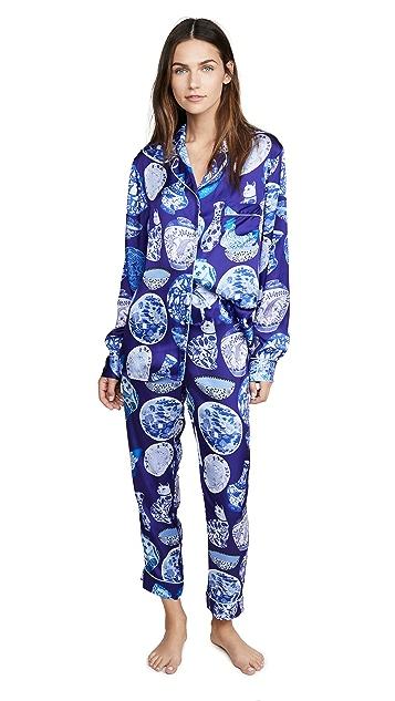Karen Mabon Pottery Pajamas