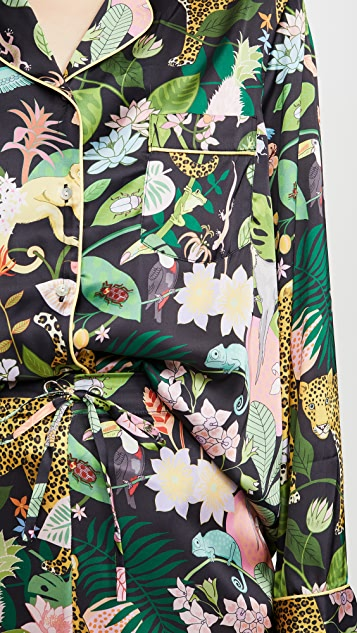Karen Mabon Rainforest 睡衣套装