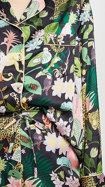 Karen Mabon Rainforest Pajama Set