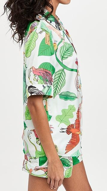 Karen Mabon Birds of a Feather Short Set