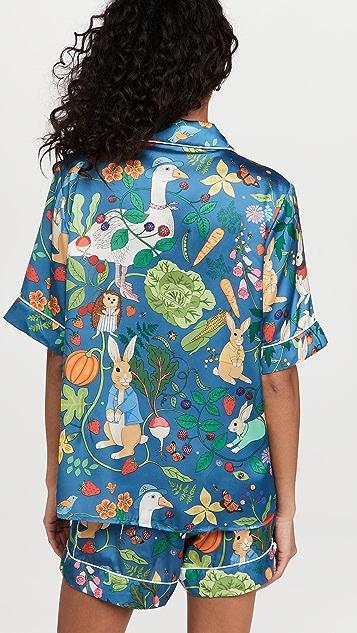 Karen Mabon 比特兔短款套装