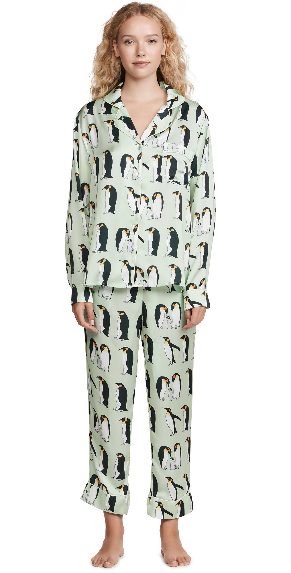 Penguin Parade Long Set