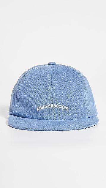 Knickerbocker Core Logo Pigment Ball Cap