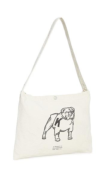 Knickerbocker Peddler Bag Jr.