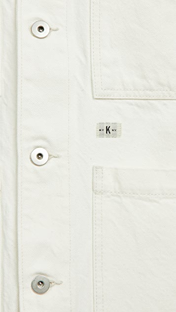 Knickerbocker Four Pocket Chore Coat