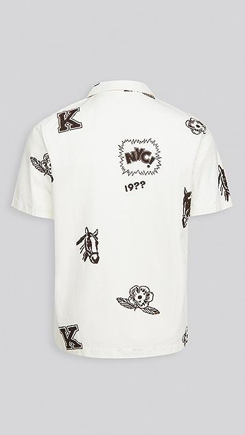 Knickerbocker ? Camp Shirt