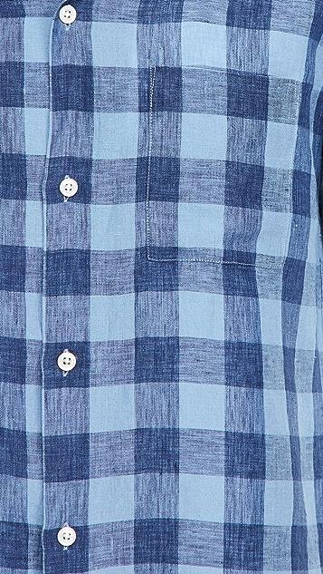 Knickerbocker Tall Pocket Camp Shirt