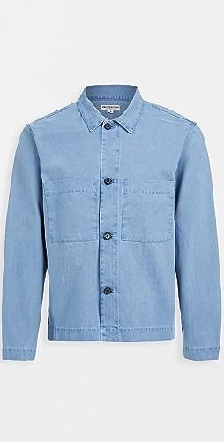 Knickerbocker - The Chore Shirt Pigment Dye