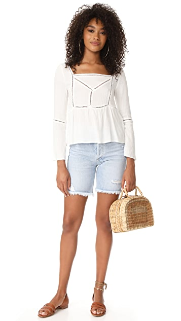 Knot Sisters Inca Blouse