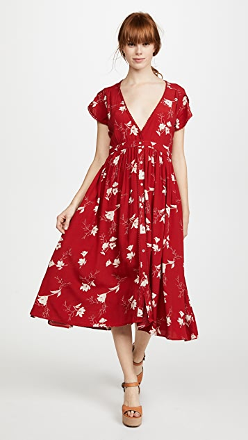Knot Sisters Domingo Dress
