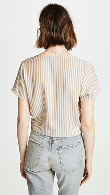 Knot Sisters Barcelona Top
