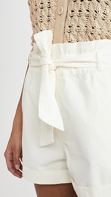 Knot Sisters Jade 短裤