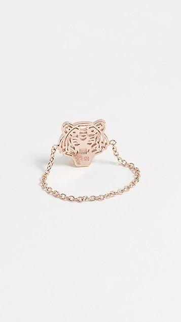 KENZO Mini Tiger Ring
