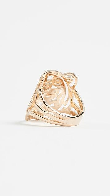 KENZO Tiger Ring