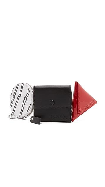 KENZO Patchwork Belt